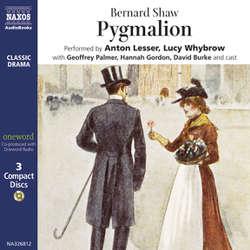 Audiobook Pygmalion (EN) - George Bernard Shaw - Anton Lesser