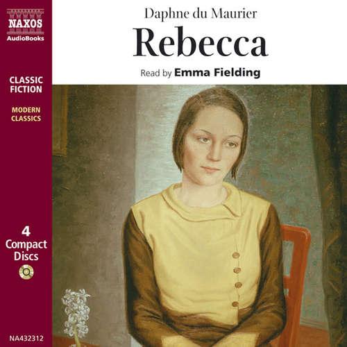 Audiobook Rebecca (EN) - Daphne du Maurier - Emma Fielding