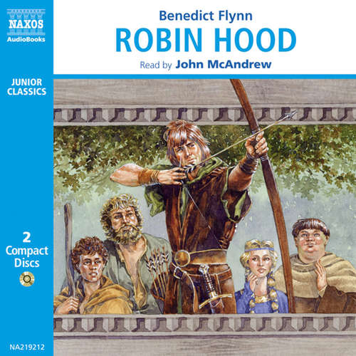 Audiobook Robin Hood (EN) - Benedict Flynn - John McAndrew