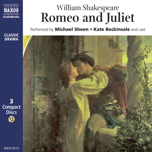 Audiobook Romeo and Juliet (EN) - William Shakespeare - Michael Sheen