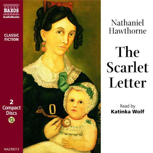 Audiobook The Scarlet Letter (EN) - Nathaniel Hawthorne - Katinka Wolf