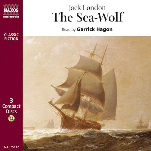 Audiobook The Sea-Wolf (EN) - Jack London - Garrick Hagon