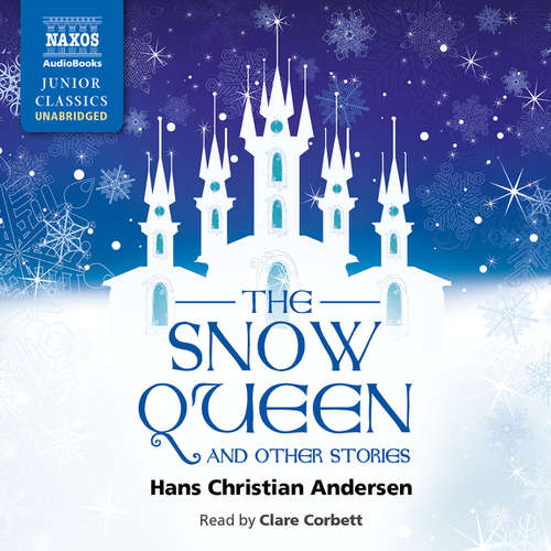 Audiobook The Snow Queen and Other Stories (EN) - Hans Christian Andersen - Clare Corbett