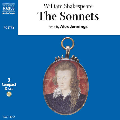 Audiobook The Sonnets (EN) - William Shakespeare - Alex Jennings