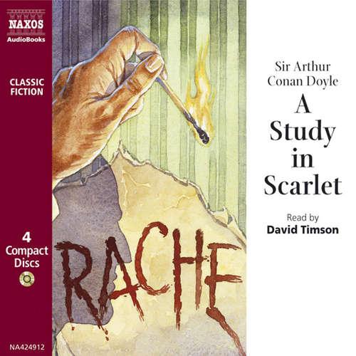 Audiobook A Study in Scarlet (EN) - Arthur Conan Doyle - David Timson