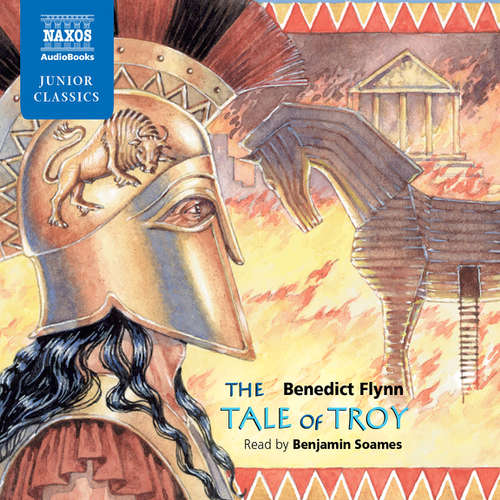Audiobook The Tale of Troy (EN) - Benedict Flynn - Benjamin Soames