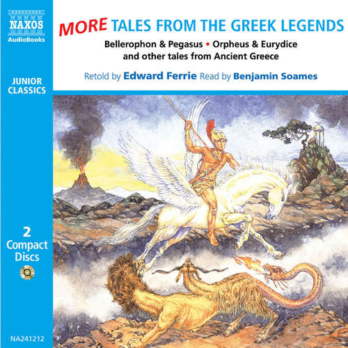 More Tales from the Greek Legends (EN)