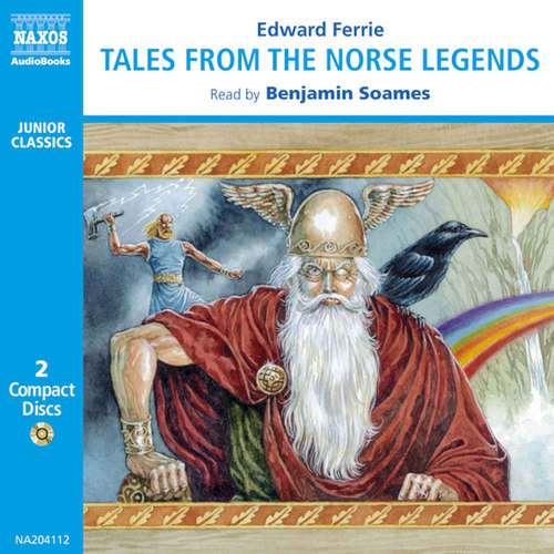 Audiobook Tales from the Norse Legends (EN) - Edward Ferrie - Benjamin Soames