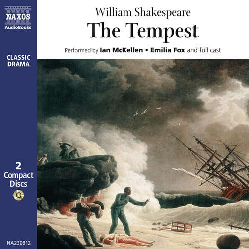 Audiobook The Tempest (EN) - William Shakespeare - Sir Ian McKellen