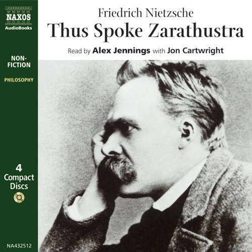 Audiobook Thus Spoke Zarathustra (EN) - Friedrich Nietzsche - Alex Jennings