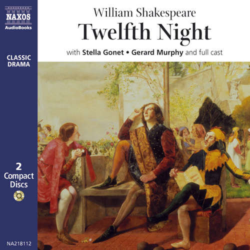 Audiobook Twelfth Night (EN) - William Shakespeare - Stella Gonet