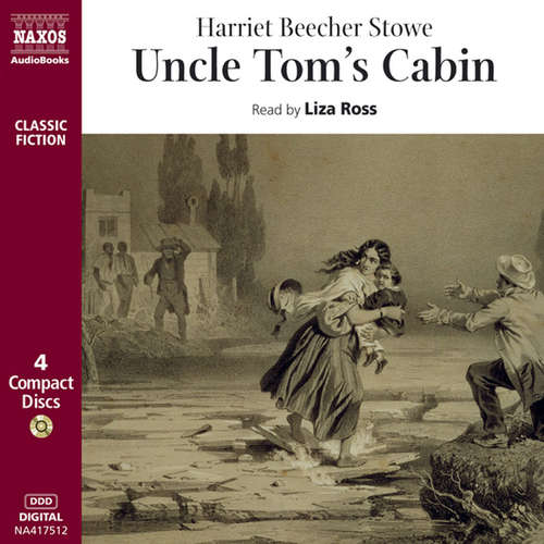 Audiobook Uncle Tom's Cabin (EN) - Harriet Beecher Stowe - Liza Ross