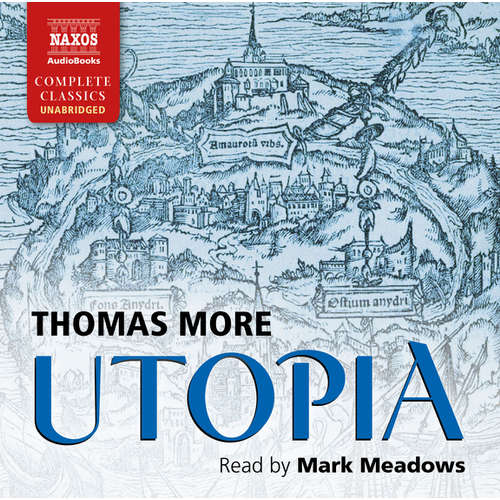 Audiobook Utopia (EN) - Thomas More - Mark Meadows