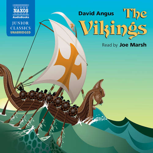 Audiobook The Vikings (EN) - David Angus - Joe Marsh