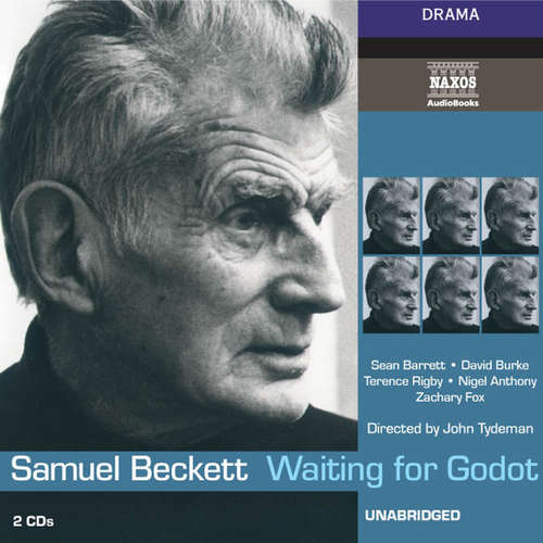 Audiobook Waiting for Godot (EN) - Samuel Beckett - Sean Barrett