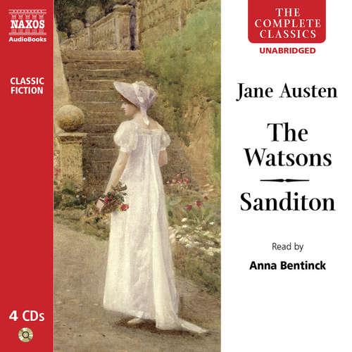 Audiobook The Watsons, Sanditon (EN) - Jane Austen - Anna Bentinck