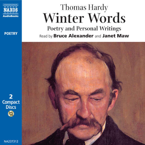Audiobook Winter Words (EN) - Thomas Hardy - Bruce Alexander