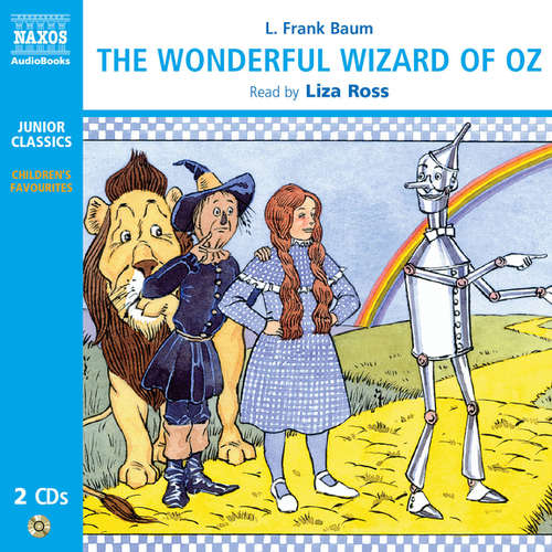 Audiobook The Wonderful Wizard of Oz (EN) - L. Frank Baum - Liza Ross