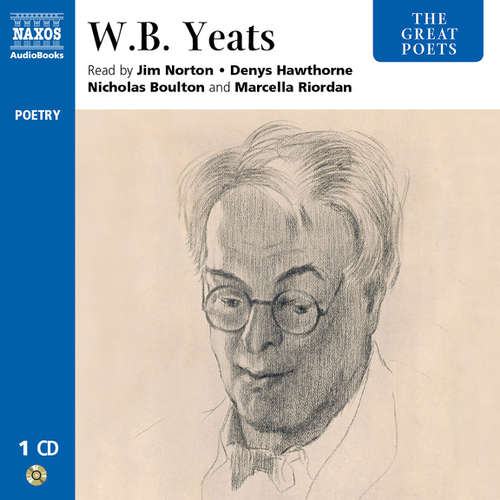 Audiobook The Great Poets – W.B. Yeats (EN) - W.B. Yeats - Jim Norton
