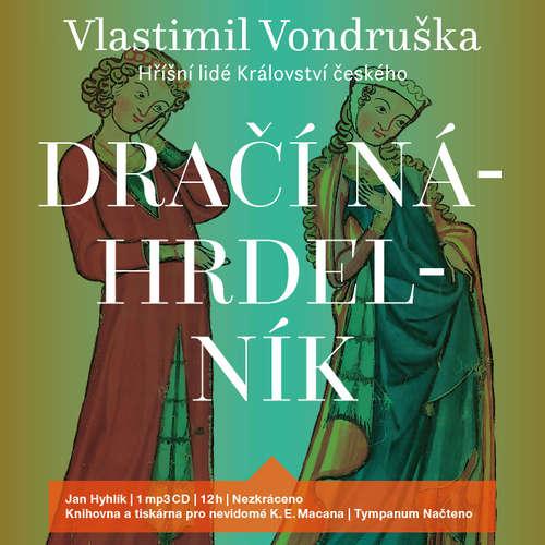 Audiokniha Dračí náhrdelník - Vlastimil Vondruška - Jan Hyhlík