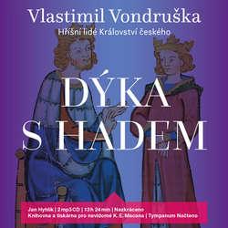 Audiokniha Dýka s hadem - Vlastimil Vondruška - Jan Hyhlík