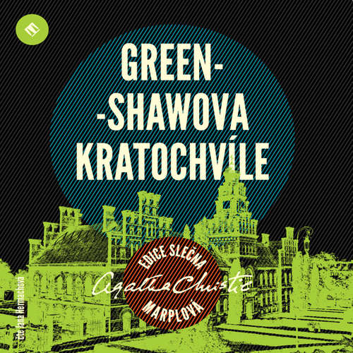 Audiokniha Greenshawova kratochvíle - Agatha Christie - Jana Hermachová