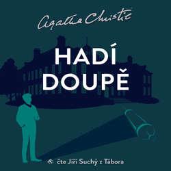 Audiokniha Hadí doupě - Agatha Christie - Jiří Suchý z Tábora