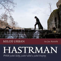 Audiokniha Hastrman - Miloš Urban - Jan Kolařík