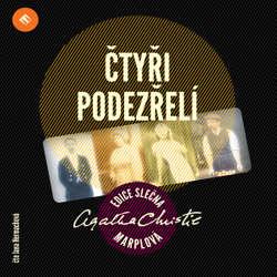 Audiokniha Čtyři podezřelí - Agatha Christie - Jana Hermachová