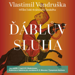 Audiokniha Ďáblův sluha - Vlastimil Vondruška - Jan Hyhlík