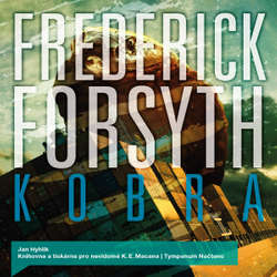 Audiokniha Kobra - Frederick Forsyth - Jan Hyhlík