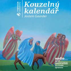 Audiokniha Kouzelný kalendář - Jostein Gaarder -  M.Eben