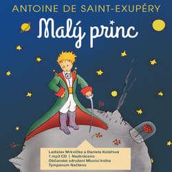 Audiokniha Malý princ - Antoine de Saint-Exupéry - Daniela Kolářová