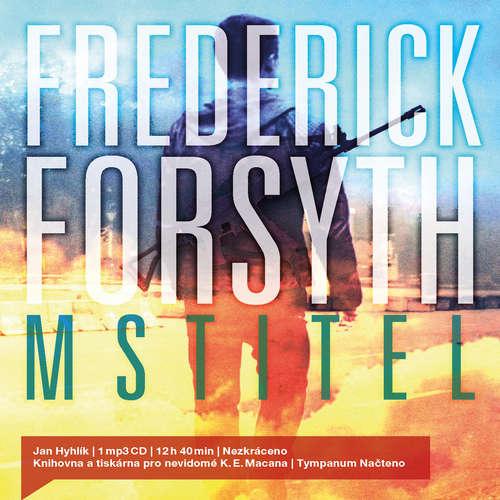 Audiokniha Mstitel - Frederick Forsyth - Jan Hyhlík