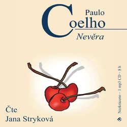 Audiokniha Nevěra - Paulo Coelho - Jana Stryková