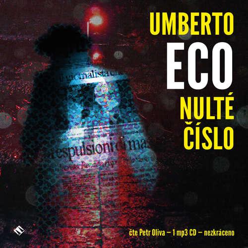 Audiokniha Nulté číslo - Umberto Eco - Petr Oliva