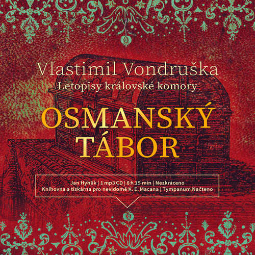 Audiokniha Osmanský tábor - Vlastimil Vondruška - Jan Hyhlík