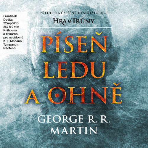 Audiokniha Píseň ledu a ohně - Martin George R.R. - František Dočkal