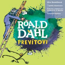 Audiokniha Prevítovi - Roald Dahl - Věra Šichtová / Slunéčková