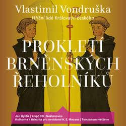 Audiokniha Prokletí brněnských řeholníků - Vlastimil Vondruška - Jan Hyhlík