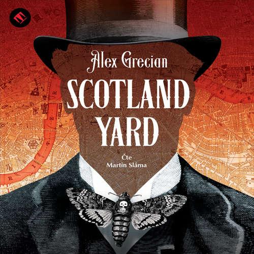 Audiokniha Scotland Yard - Alex Grecian - Martin Sláma