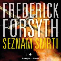 Audiokniha Seznam smrti - Frederick Forsyth - Jan Hyhlík