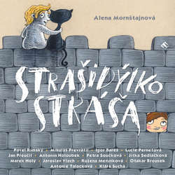 Audiokniha Strašidýlko Stráša - Alena Mornštajnová -  Různí