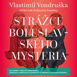 Audiokniha Strážce boleslavského mysteria - Vlastimil Vondruška - Jan Hyhlík
