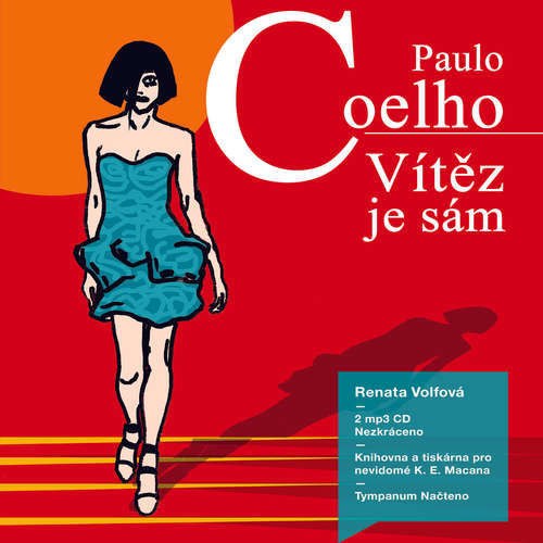 Audiokniha Vítěz je sám - Paulo Coelho - Renata Volfová