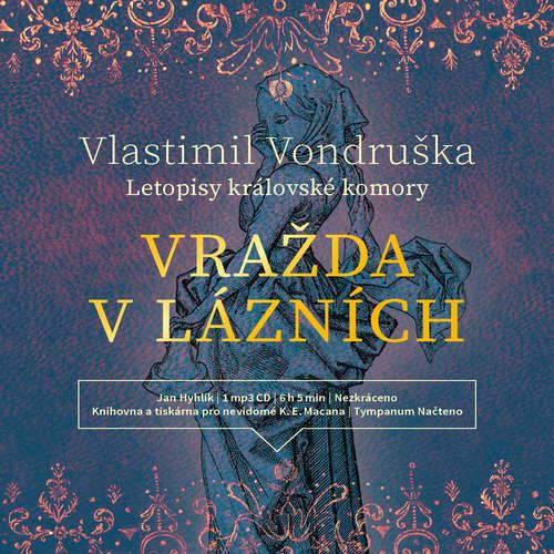 Audiokniha Vražda v lázních - Vlastimil Vondruška - Jan Hyhlík