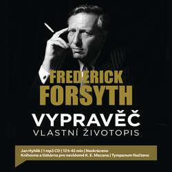 Audiokniha Vypravěč - Frederick Forsyth - Jan Hyhlík