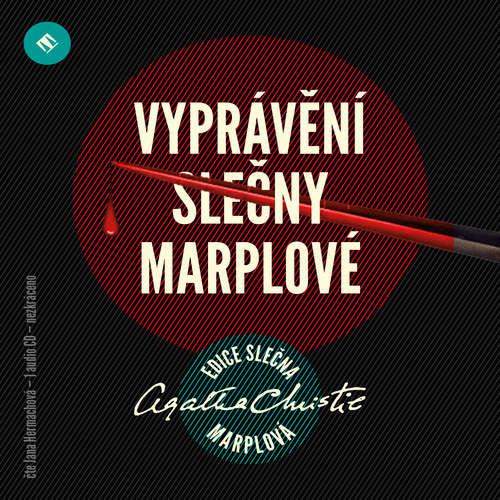 Audiokniha Vyprávění slečny Marplové - Agatha Christie - Jana Hermachová