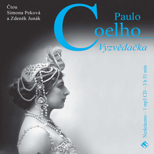 Audiokniha Vyzvědačka - Paulo Coelho - Simona Peková