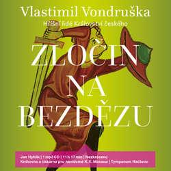 Audiokniha Zločin na Bezdězu - Vlastimil Vondruška - Jan Hyhlík